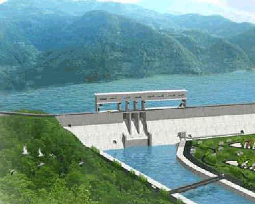 防洪大坝自动监控系统