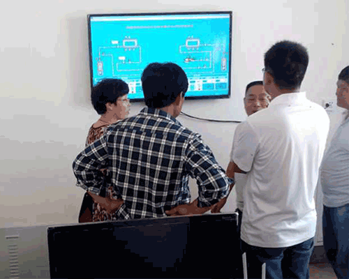 渑池崇村联村工程自动化系统