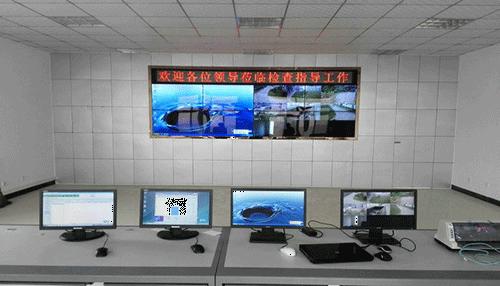 2015年9月郑州市新材料产业园区供水自动化控制系统