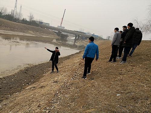 郑州河道监测项目