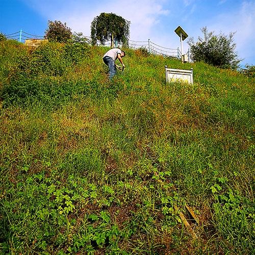 黄河水利技术学院水肥一体化