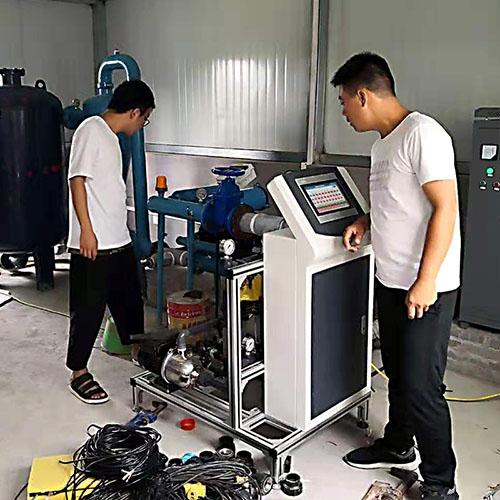 河南省农业示范基地智能灌溉项目